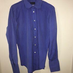 💙🔥Gucci mean button up dress shirt